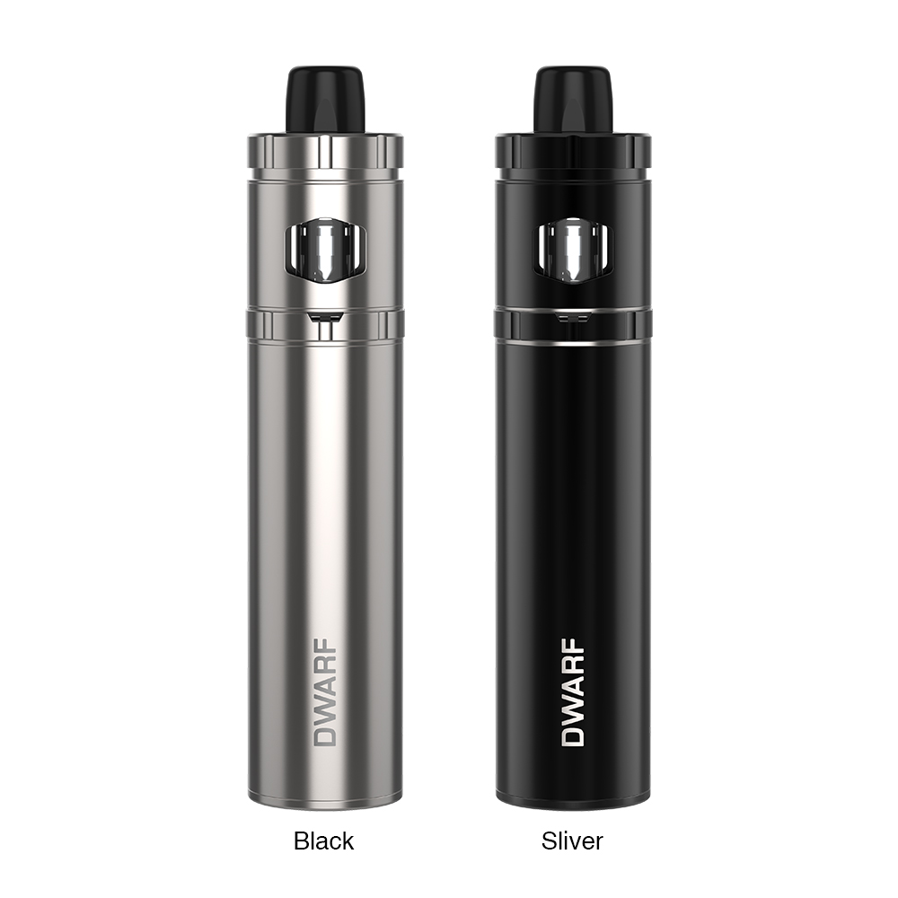 Vapeonly Dwarf kit black & silver