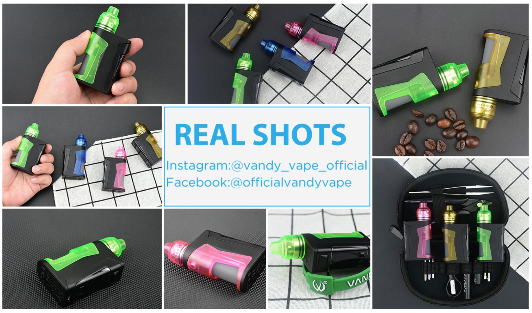 Vandy Vape Simple EX Squonk Mod Kit