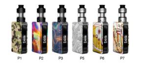Aspire Puxos TC kitカラーバリエーション